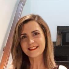 Profil Pengguna Maria Luiza