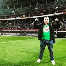 Dmitry Brugerprofil