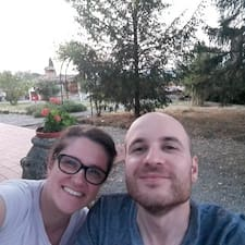 Gebruikersprofiel Anna & Alberto