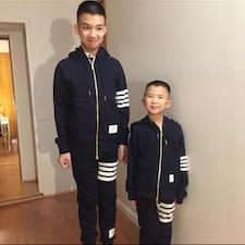 Shengwen felhasználói profilja