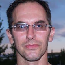 Profil utilisateur de Árni