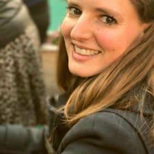 Mariange felhasználói profilja