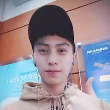 Nutzerprofil von Hyungwon