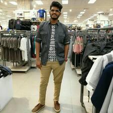 โพรไฟล์ผู้ใช้ Surendran