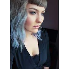 Profil Pengguna Anne-Sophie