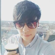 Perfil do usuário de TaeHyun