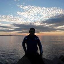 Charif felhasználói profilja