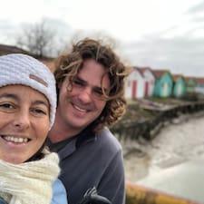 Vanessa & Baptiste - Uživatelský profil