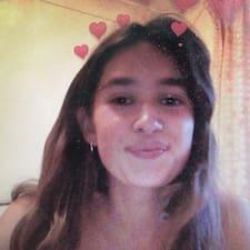 Stephie felhasználói profilja