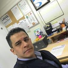 Rogelio Brukerprofil