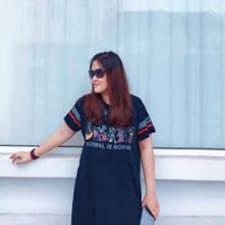 Lina Tiong felhasználói profilja