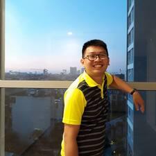 Phuc felhasználói profilja