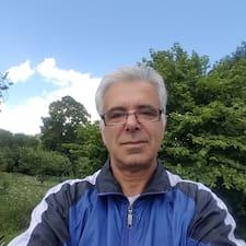 Henkilön Jean-Claude käyttäjäprofiili