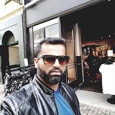 Syed Ghouse - Profil Użytkownika