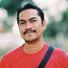 Profil utilisateur de Husin