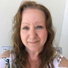 Theresa felhasználói profilja