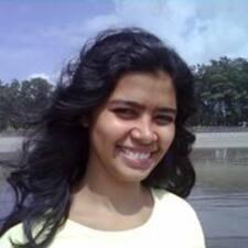 Profilo utente di Shweta
