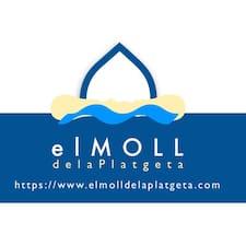 El Moll的用戶個人資料