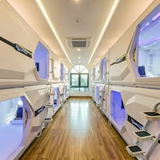 Capsule Hotel User Profile
