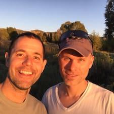 Nate & Jeramy felhasználói profilja