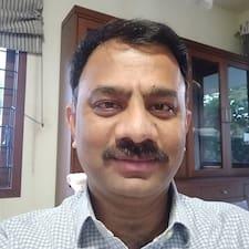 Användarprofil för Srini