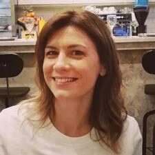 Gebruikersprofiel Silvia