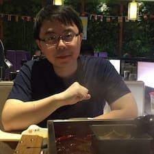Henkilön Jian käyttäjäprofiili