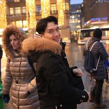 Användarprofil för Yi Chen