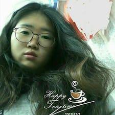 Henkilön XiaoRong käyttäjäprofiili