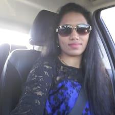 Användarprofil för Vijaya