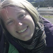 Kathrin felhasználói profilja