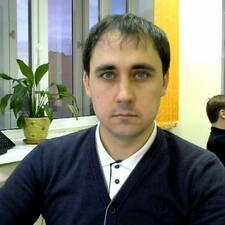 Perfil do utilizador de Нестеров