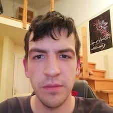 Kristóf felhasználói profilja