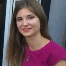 Profil utilisateur de Ellina