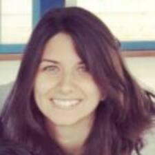 Almudena felhasználói profilja