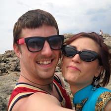 Anton & Olga - Uživatelský profil