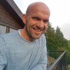 Marcus felhasználói profilja
