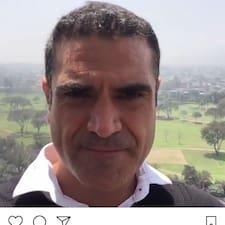 Henkilön Gustavo käyttäjäprofiili