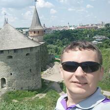 Perfil de usuario de Vasyl