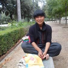 Feng - Uživatelský profil