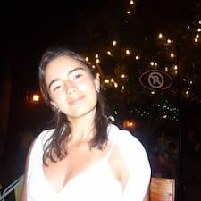 Henkilön Maria Claudia käyttäjäprofiili