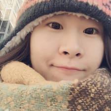 Perfil do usuário de 思冉