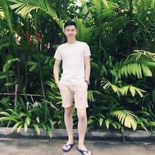 Profil utilisateur de Yazhuo