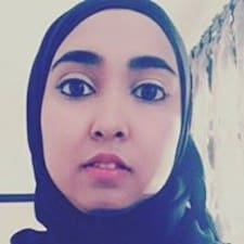 Profil utilisateur de Fathima