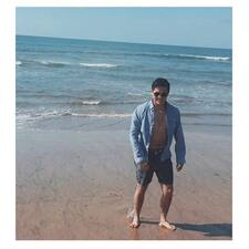 Profil Pengguna Armando