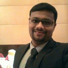 Profil Pengguna Krishnanunni