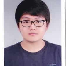 Hyoungseok felhasználói profilja