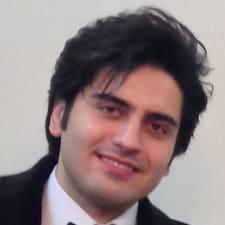 Henkilön Mohammadreza käyttäjäprofiili