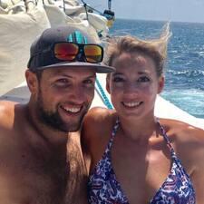 Wouter & Vivian felhasználói profilja
