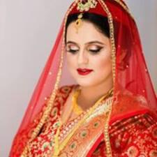Sadikshya felhasználói profilja